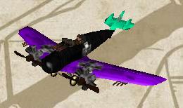 Avión Anamorphobie